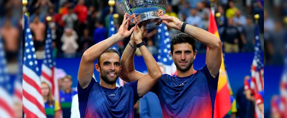 Colombians Cabal and Farah win the doubles title of the US Open.