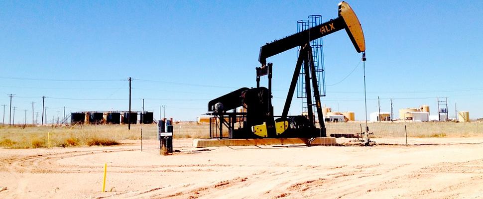 Maquina de perforacion del suelo para extraccion de petroleo