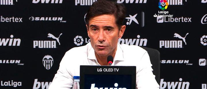 ¡No va más! Valencia despide al técnico Marcelino