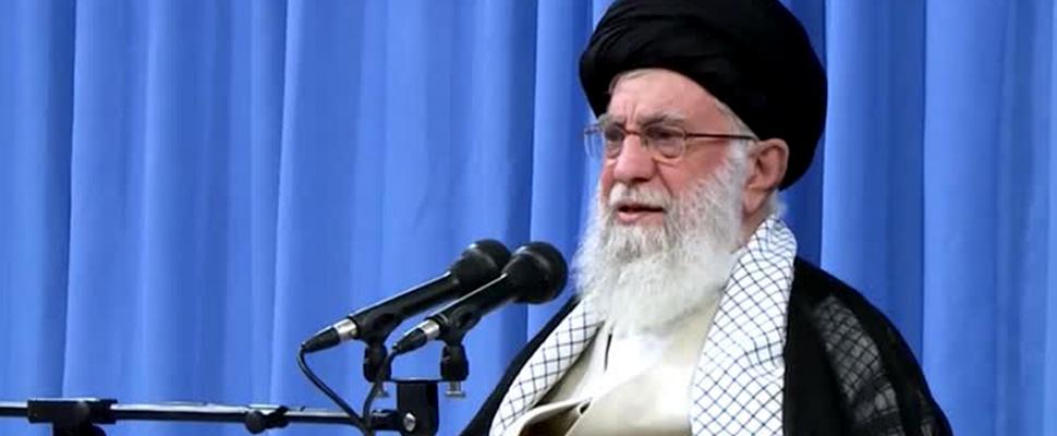 Iran Supreme Leader, Ayatollah Ali Khamenei