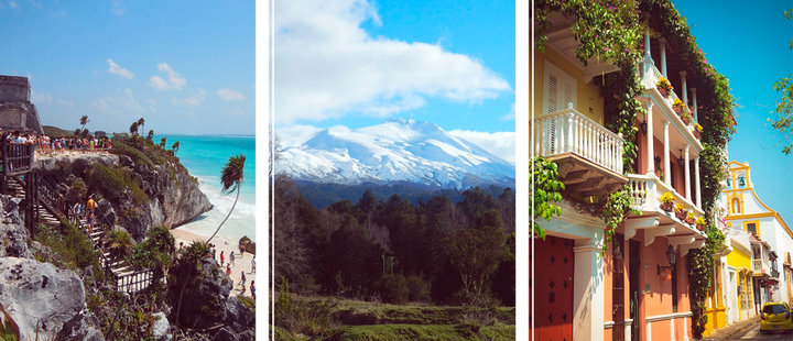 ¡El amor está en el aire! 5 destinos románticos de América Latina
