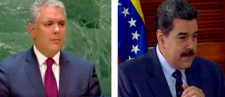 Duque vs. Maduro: the UN received evidence against the Venezuelan president