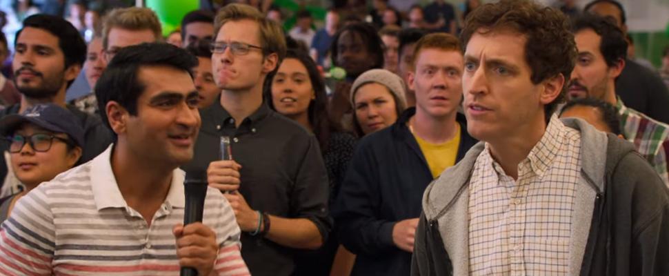 Escena de la serie 'Silicon Valley' de HBO.