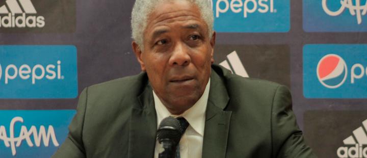 Colombian soccer coach Francisco Maturana.