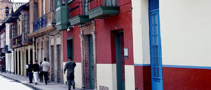 """""""A las 11 cerramos"""". Bogotá, la ciudad de la cultura inmortal"""