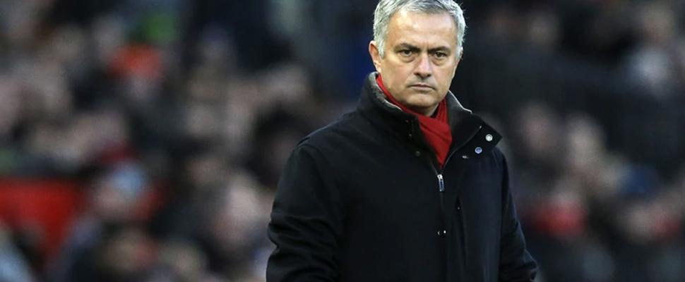 Portuguese soccer coach, José Mourinho.