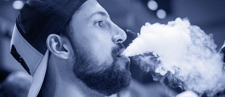 ¿Por qué el vapeo está asociado con lesiones pulmonares?