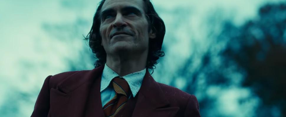 Escena de la película: 'El Joker'