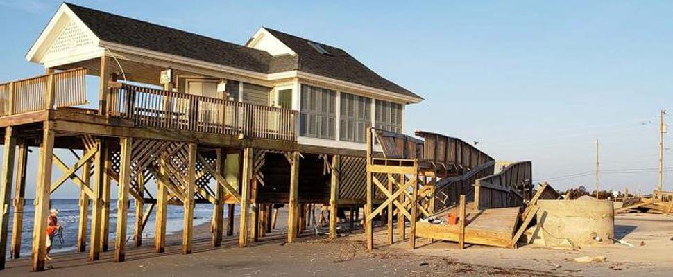 Coastal home.