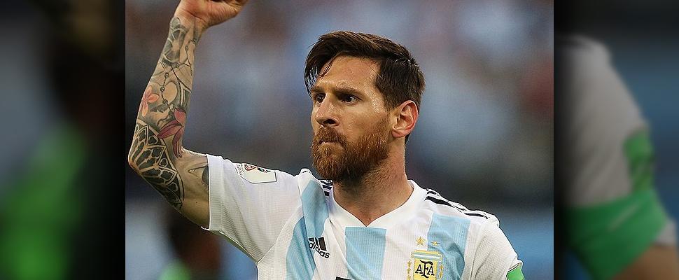 7 de los increíbles récords de Lionel Messi