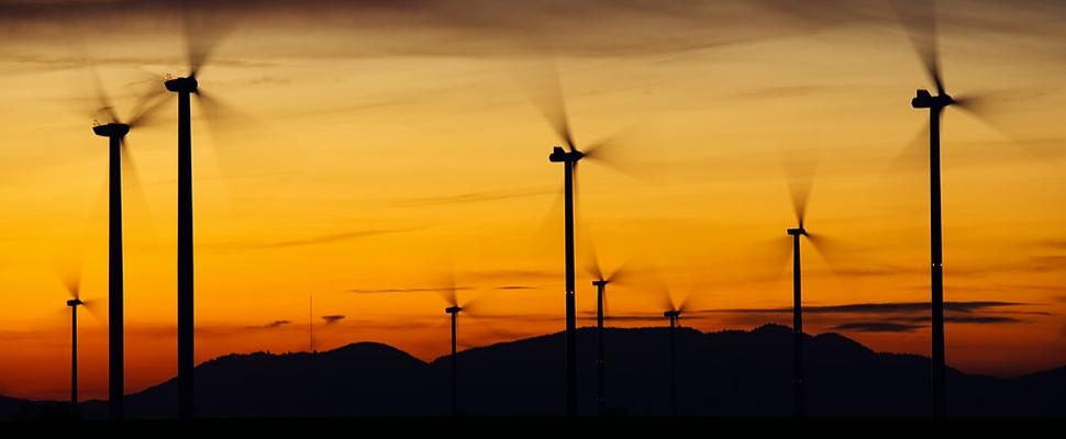 Wind energy field