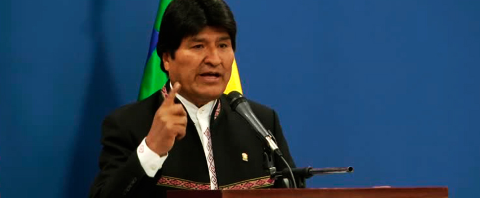Crisis in Bolivia: Evo Morales announces new elections