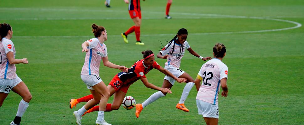 La huelga histórica de mujeres futbolistas ha terminado