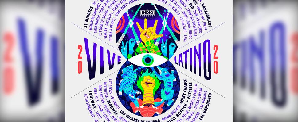 Los grandes nombres del cartel del Vive Latino