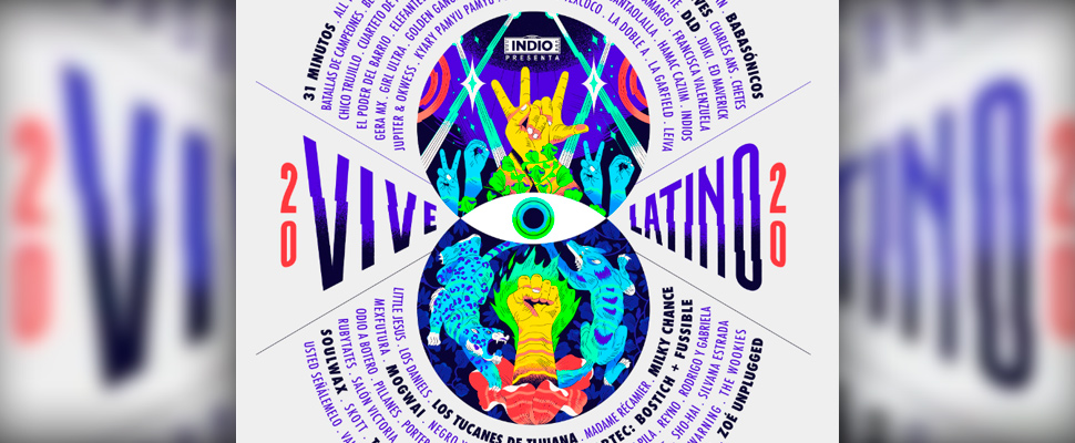 These are the big names of Vive Latino's line-up