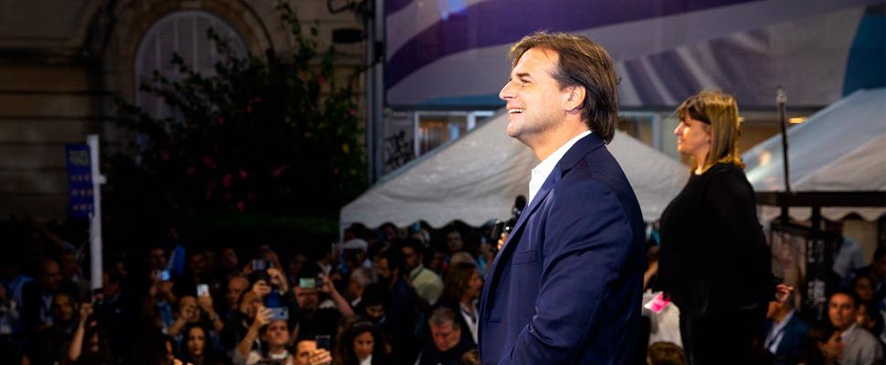 ¿Quién es Luis Lacalle Pou, el presidente electo de Uruguay?