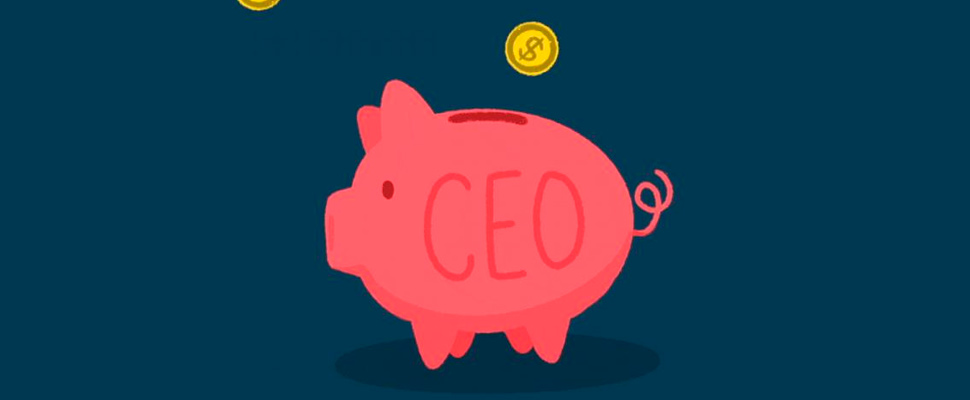 Los CEO y CFO que trabajan juntos equivalen a un 10% más de dinero