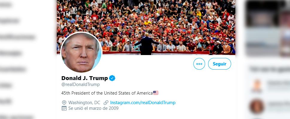 Descubre 'cómo Trump ha cambiado la narrativa de Twitter'