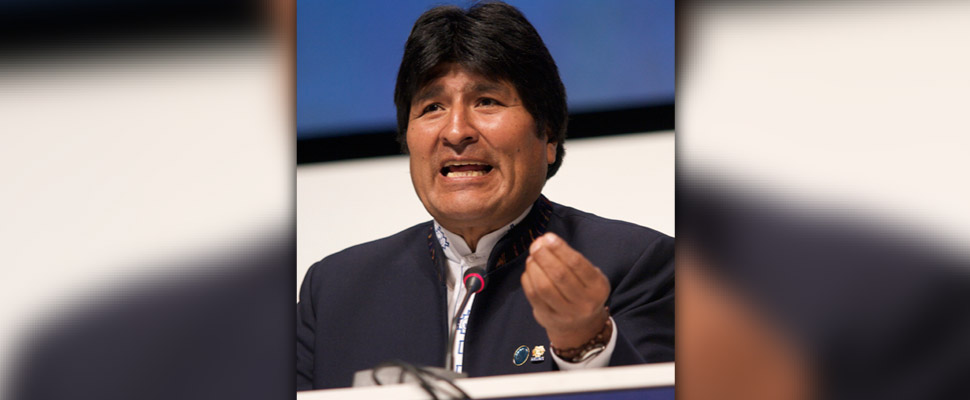 Evo Morales will be part of the 2020 elections