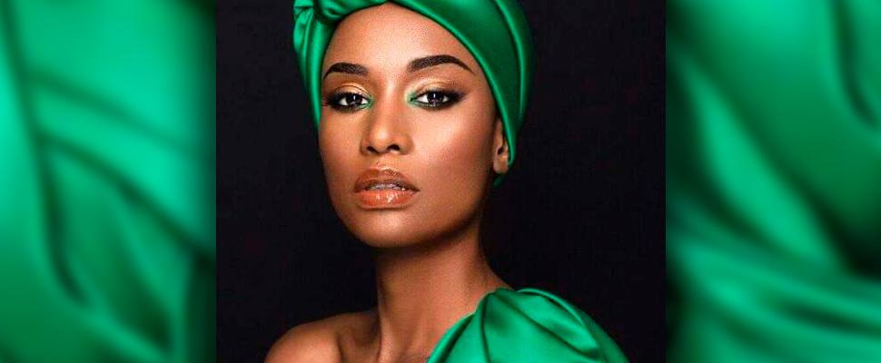 Zozibini Tunzi, new Miss Universe.