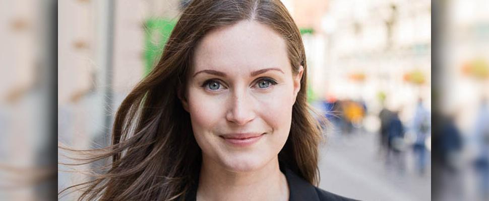 Finlandia tiene la primera ministra más joven del mundo. ¿Quién es Sanna Marin?