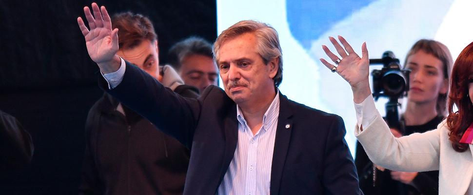 Alberto Fernández, President-elect of Argentina