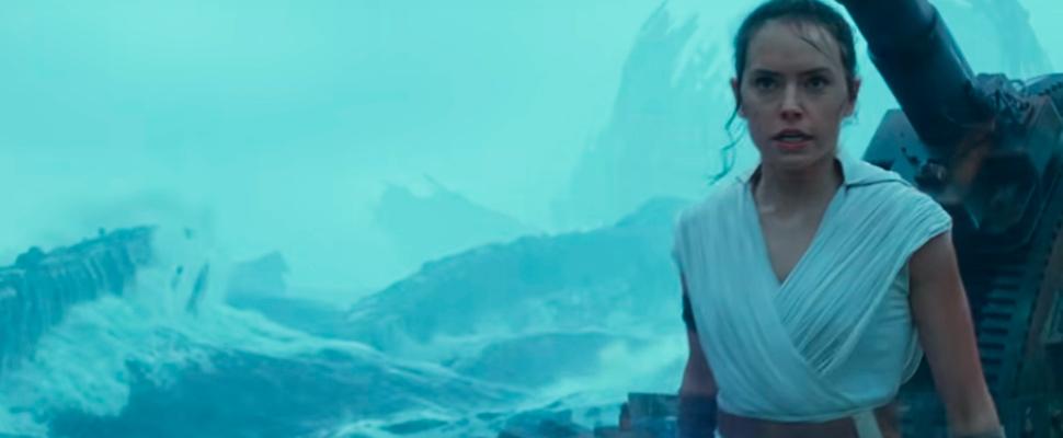 Fotograma del tráiler de la película 'Star Wars: The Rise of Skywalker'.