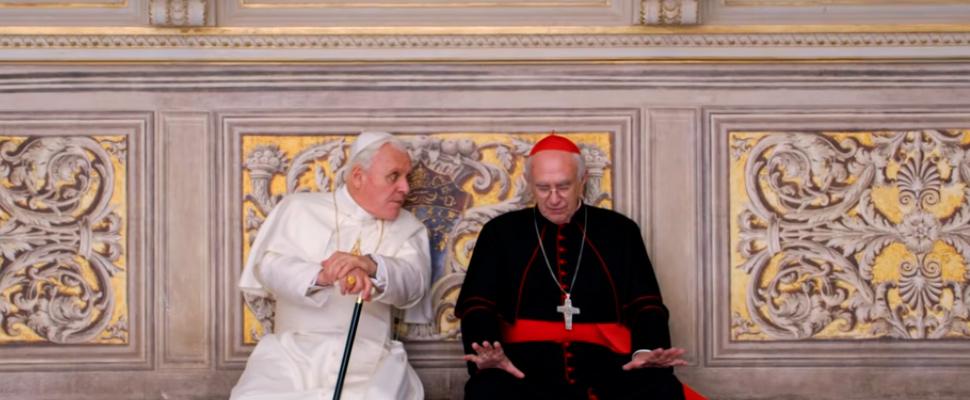 Los dos papas: el Vaticano entre la fe y la política