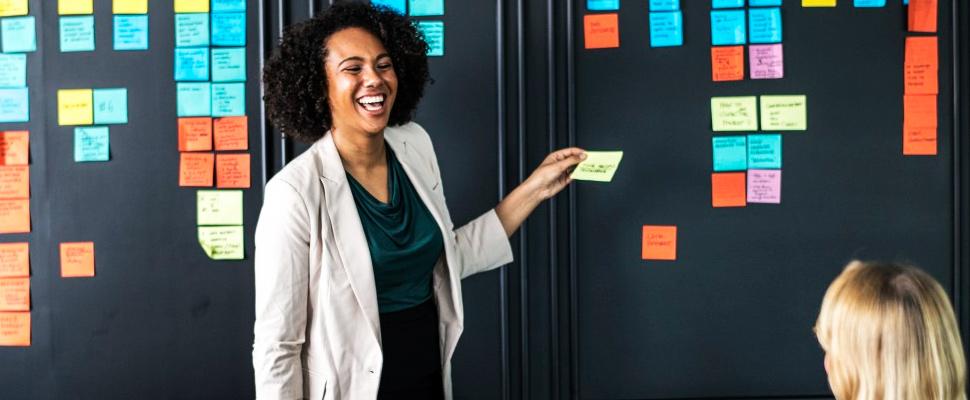What makes women better leaders than men?