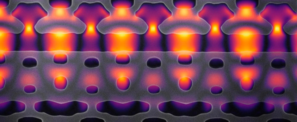 Stanford researchers build a particle accelerator that fits on a chip