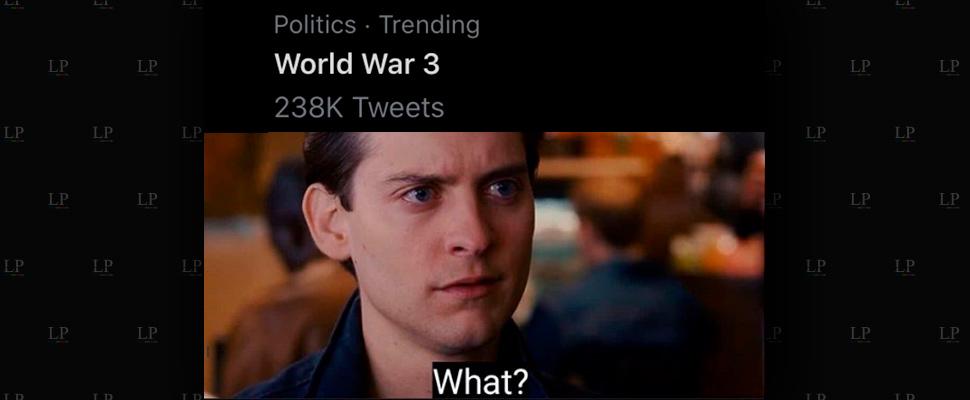Best World War III Memes