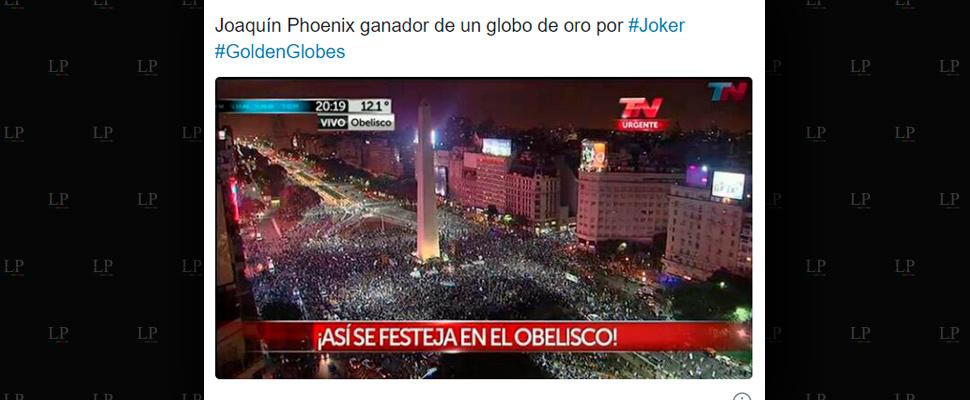 Los mejores memes de los Globo de Oro