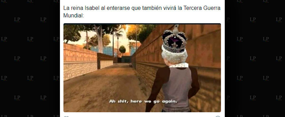 Los mejores memes de la Reina Isabel II