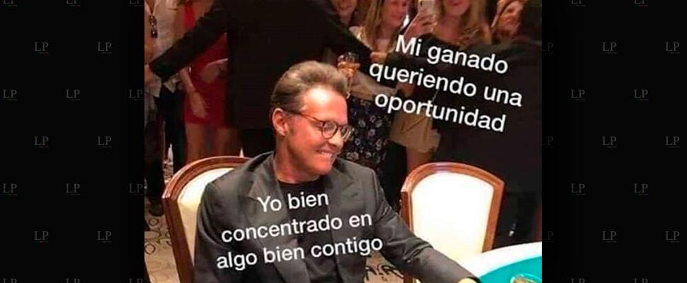 Los mejores memes de Luis Miguel