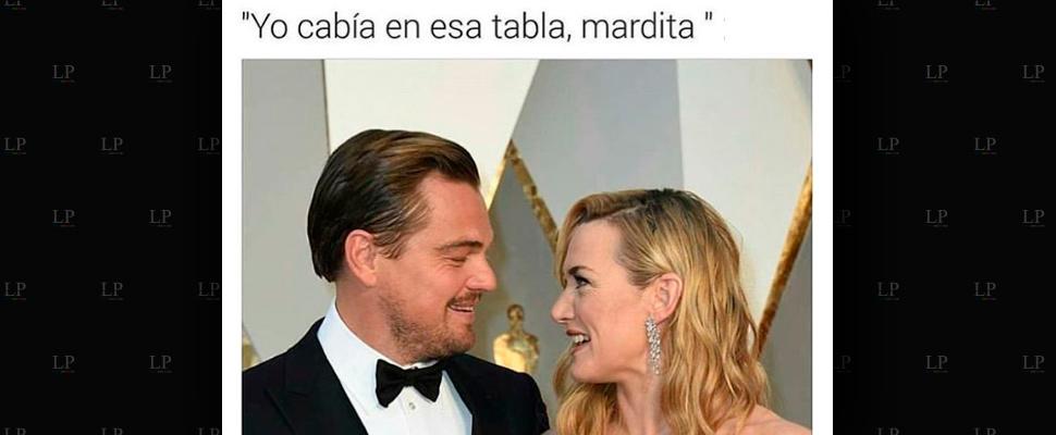 Memes sobre las nominaciones a los Óscar