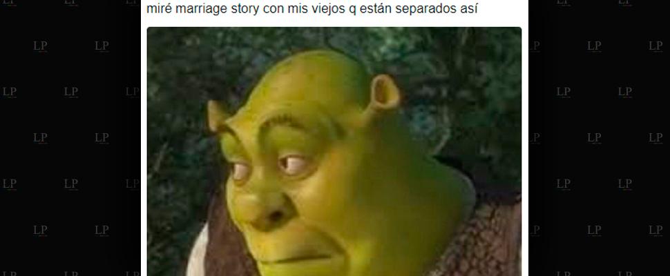 Más memes de 'Historia de un matrimonio'