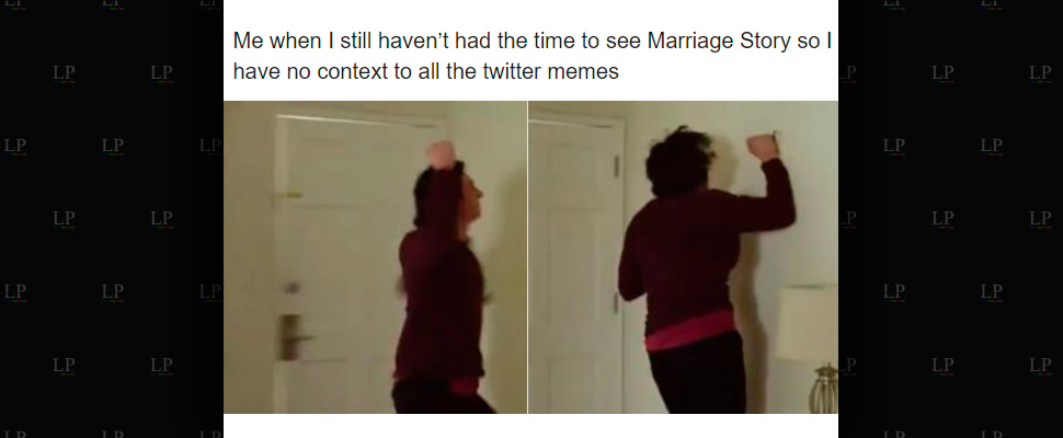 More Marriage Story Memes