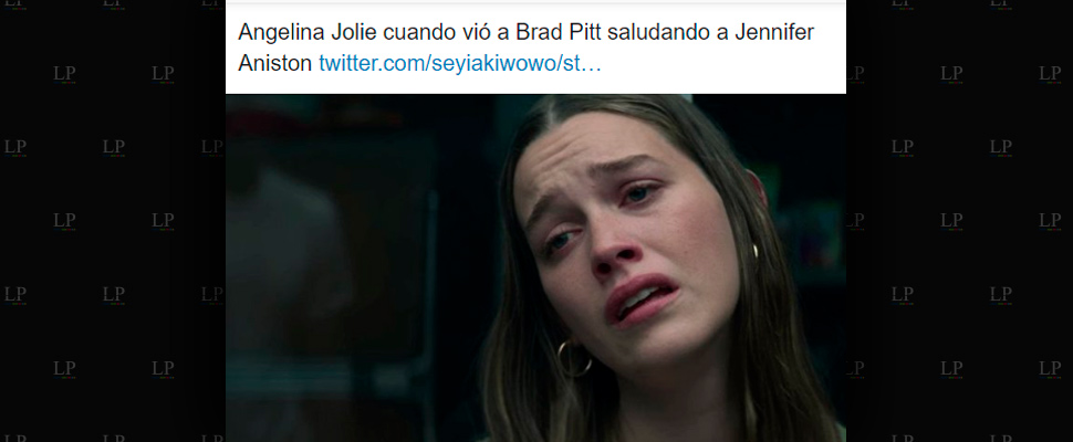Los mejores memes del reencuentro entre Brad Pitt y Jennifer Aniston