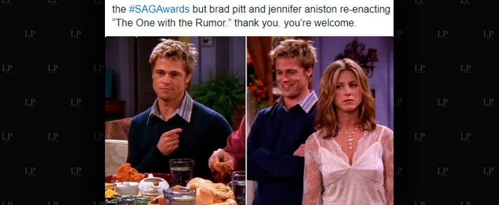 Best Jennifer Aniston and Brad Pitt Memes