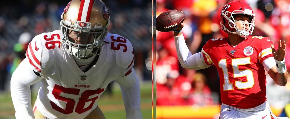 Super Bowl LIV: Chiefs los favoritos racionales, 49ers los sentimentales