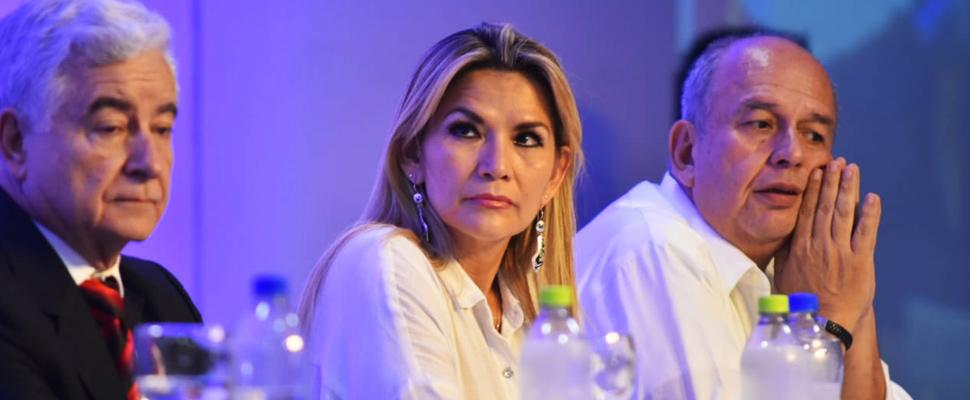 Las cuestionadas candidaturas a la presidencia de Bolivia
