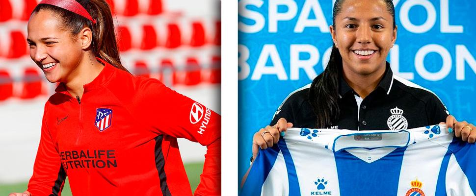 5 futbolistas latinas que triunfan en el mercado de invierno