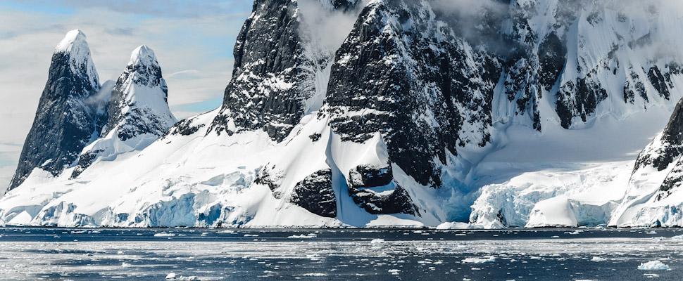 La Antártida se calienta