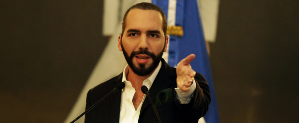 El Salvador: Nayib Bukele faces Congress