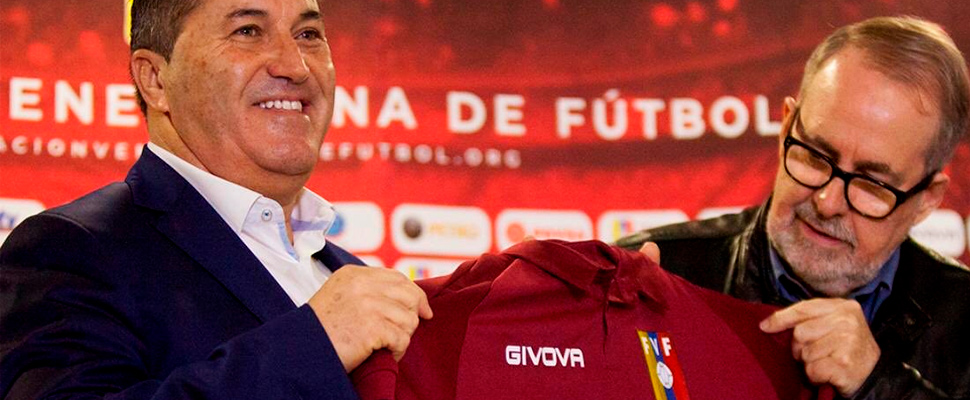 Bet on Peseiro! 'La Vinotinto' should erase uncertainty