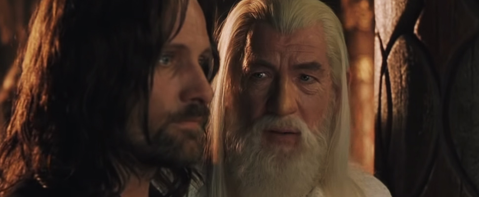 Still from the trailer of the movie 'The Lord of the Rings: The Return of the King'.