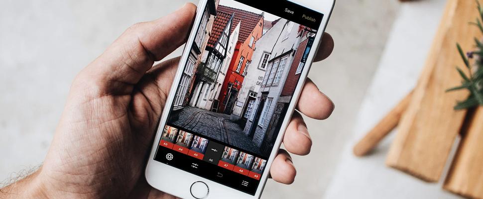 Las 5 mejores aplicaciones para editar fotos en tu smartphone