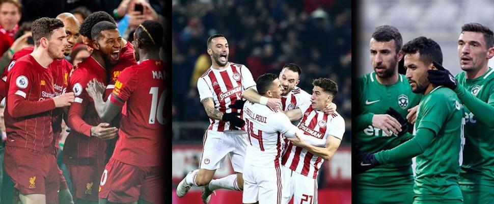 5 equipos europeos que siguen invictos