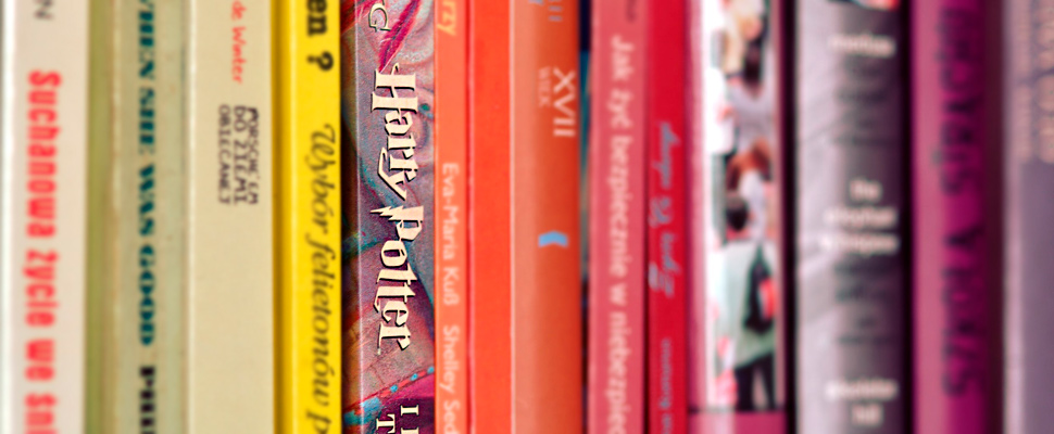 The 7 Harry Potter books, from worst to best
