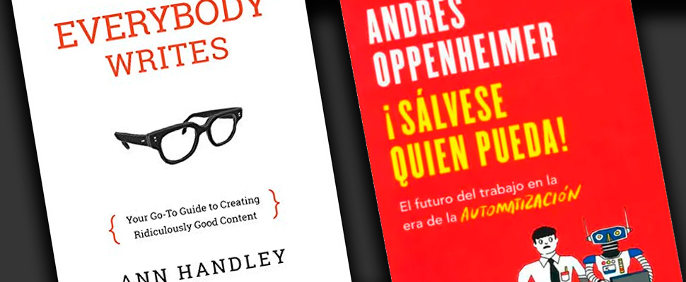 The 5 best books to start a business